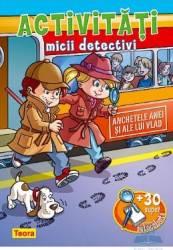 Activitati - Micii detectivi