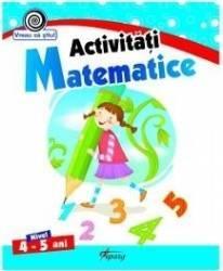 Activitati matematice 4-5 Ani Carti
