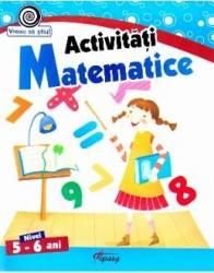 Activitati matematice 5-6 ani - Georgeta Matei