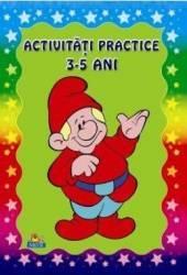 Activitati practice 3-5 ani Carti
