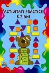Activitati practice 5-7 ani Carti