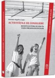Activitatile De Consiliere - Daciana Angelica Lupu