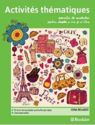 Activites thematiques. Exercitii de vocabular - Clasa 5-6 - Gina Belabed Carti