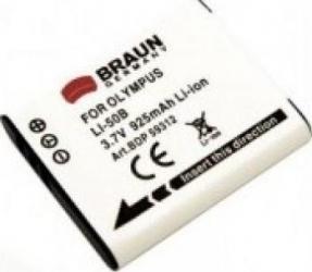 Acumulator Braun BDP-OLI50B Acumulatori si Incarcatoare dedicate