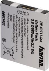 Acumulator camera foto compacta Hama DP 437 pentru Canon Acumulatori si Incarcatoare dedicate