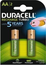 Acumulator Duracell AAK2 2400 mAh Acumulatori Baterii Incarcatoare
