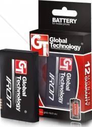Acumulator GT Iron pentru Nokia E90/N97/E71/E63/E52 1500mAh Acumulatori
