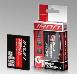 Acumulator GT Iron pentru Samsung Galaxy S III 2300mAh Acumulatori