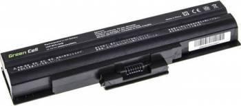 Acumulator laptop Sony Vaio VGP-BPS13 VGP-BPL13 VGP-BPS13A/S 6 celule neagra Acumulatori Incarcatoare Laptop