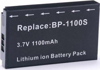 Acumulator Power3000 tip BP-1100S pentru Kyocera Yashica 1100mAh