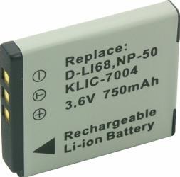 Acumulator Power3000 tip NP50 pentru Fuji 750mAh