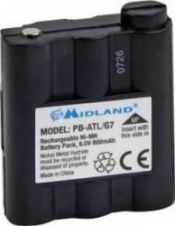 Acumulator Midland PB-ATLG7 Ni-Mh 800 mAh Accesorii statii radio