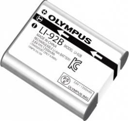 Acumulator Olympus LI-92B Argintiu Acumulatori si Incarcatoare dedicate