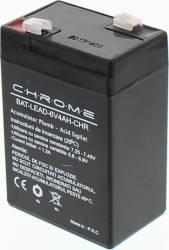 Acumulator plumb acid Chrome 6V 4AH Acumulatori UPS