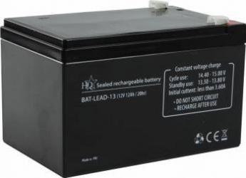 Acumulator plumb acid HQ 12V 12AH Acumulatori UPS