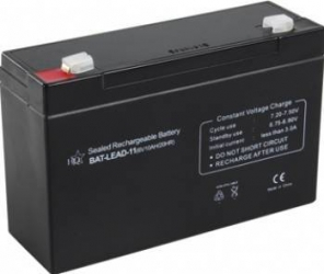 Acumulator plumb acid HQ 6V 10AH Acumulatori UPS