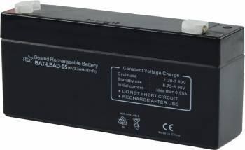 Acumulator plumb acid HQ 6V 3.2AH Acumulatori UPS