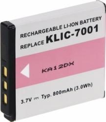 Acumulator Power3000 PL771B.532 tip Kodak KLIC-7001 Acumulatori si Incarcatoare dedicate