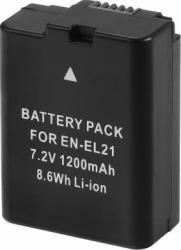 Acumulator Power3000 PLW841B.734 tip Nikon EN-EL21 Acumulatori si Incarcatoare dedicate