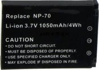 Acumulator Power3000 tip Casio NP-70 1050mAh Acumulatori si Incarcatoare dedicate