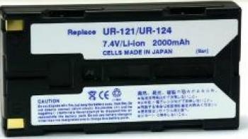 Acumulator Power3000 tip Sanyo UR-121 UR-124 2000mAh Acumulatori si Incarcatoare dedicate
