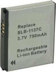 Acumulator Power3000 tip SLB-1137C pentru Samsung 750mAh