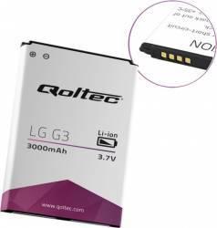 Acumulator Qoltec pentru LG G3 BL-53YH 3000 mAh Acumulatori