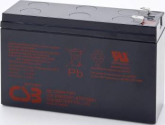 Acumulator UPS CSB HR 1224W 12V 24W Acumulatori UPS
