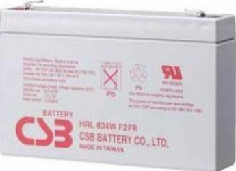 Acumulator UPS CSB HRL634W 6V 34W