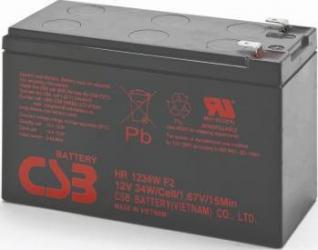 Acumulator UPS CSB HR1234W 12V 34W 4buc Acumulatori UPS