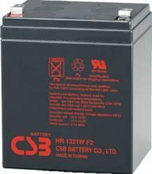 Acumulator UPS CSB HR1221W F2 12V 21W 8buc acumulatori ups