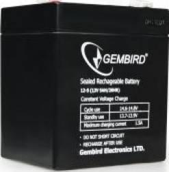 Acumulator UPS Gembird 12V 5Ah Acumulatori UPS