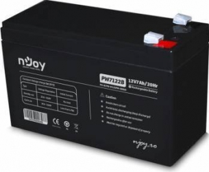 Acumulator UPS Njoy PW7122 12V 7A Acumulatori UPS