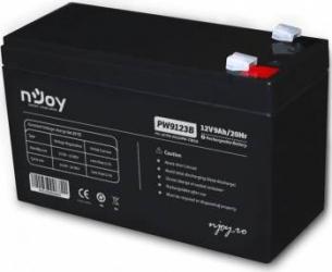 Acumulator UPS Njoy PW9123b 12V 9A Acumulatori UPS
