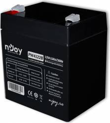 Acumulator UPS Njoy VRLA 12V 4.5Ah PW4122B Acumulatori UPS