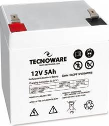 Acumulator UPS Tecnoware 12V 5AH Alb Acumulatori UPS