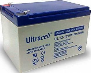 Acumulator UPS Ultracell 12V 12AH Acumulatori UPS