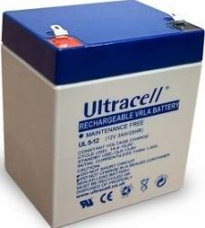 Acumulator UPS Ultracell 12V 5AH Acumulatori UPS