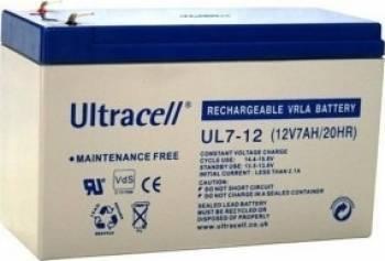 Acumulator UPS Ultracell 12V 7AH Acumulatori UPS