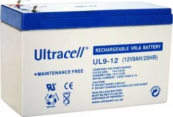 Acumulator UPS Ultracell 12V 9AH