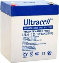 Acumulator UPS Ultracell VRLA AGM 12V 4Ah Acumulatori UPS