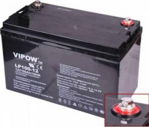 Acumulator Vipow Plumb 12V 100Ah Acumulatori UPS