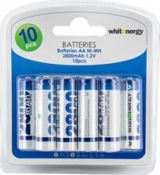 Acumulatori Whitenergy 10xAA R6 2800mAh Acumulatori Baterii Incarcatoare
