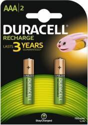 Acumulatori Duracell AAAK2 750mAh