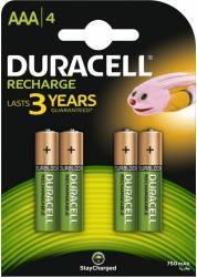Acumulatori Duracell AAAK4 750mAh Acumulatori Baterii Incarcatoare