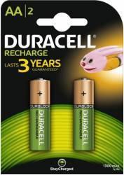 Acumulatori Duracell AAK2 1300mAh Acumulatori Baterii Incarcatoare