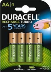 Acumulatori Duracell AAK4 2400mAh 4 buc