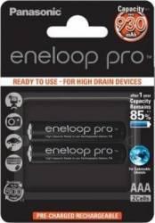 Acumulatori Panasonic Eneloop Pro R3 AAA 930mAh 2 buc Blister Acumulatori Baterii Incarcatoare