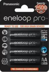 Acumulatori Panasonic Eneloop Pro R6 AA 2500mAh 4 buc Blister Acumulatori si Incarcatoare dedicate