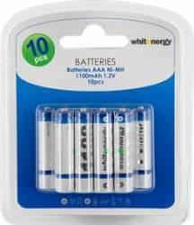 Acumulatori Whitenergy 10xAAA R3 1100mAh Acumulatori Baterii Incarcatoare